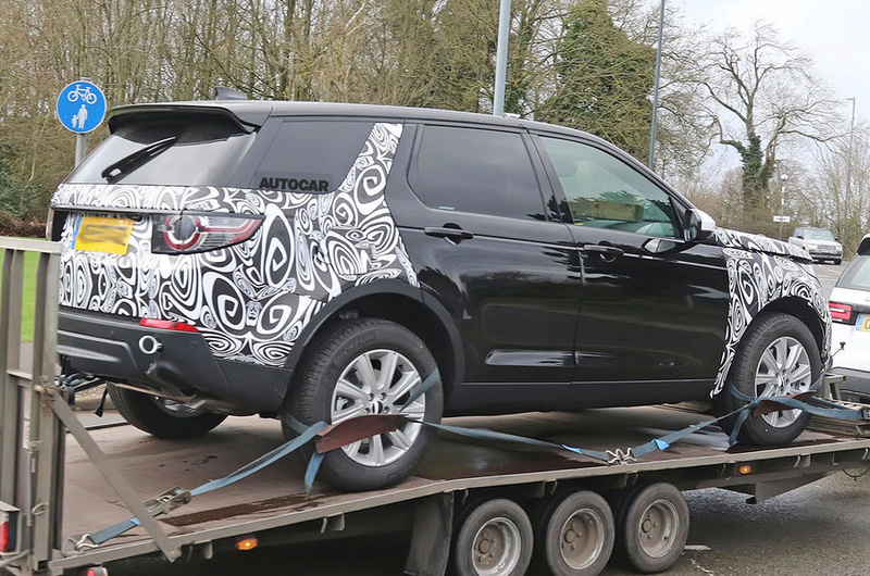 2014 - [Land Rover] Discovery Sport [L550] - Page 12 21460810