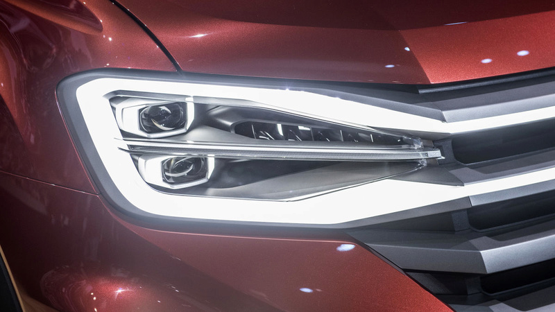 2018 - [Volkswagen] Atlas Tanoak concept 21571110