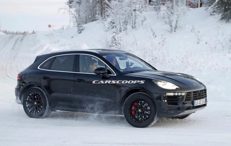 2018 - [Porsche] Macan Restylée [95B] 21858910