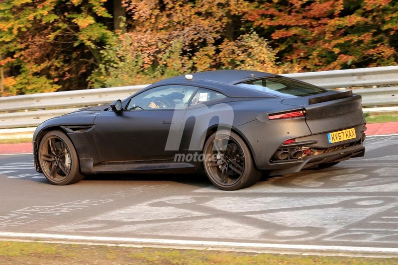 2019 - [Aston Martin] DBS Superleggera 22141210