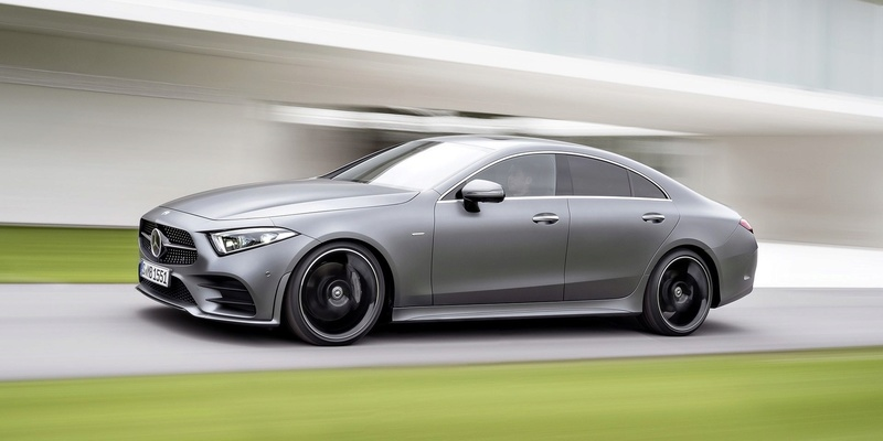 2018 - [Mercedes] CLS III  - Page 5 22146610