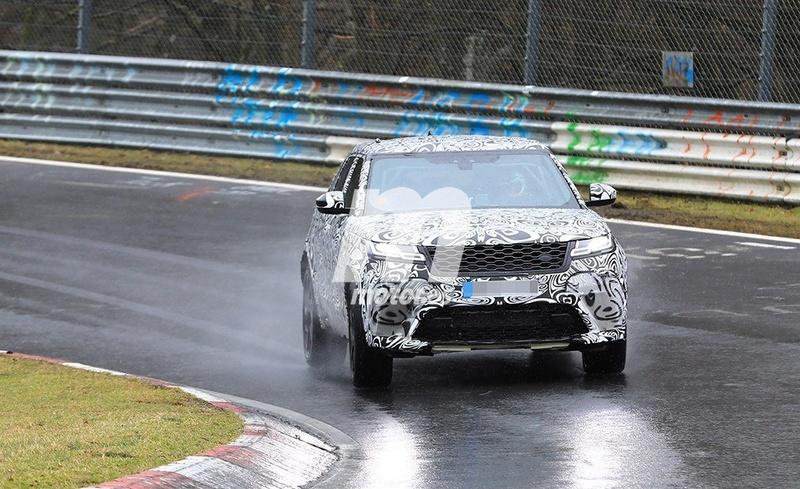 2017 - [Land Rover] Range Rover VELAR (L560) - Page 8 222d0e10