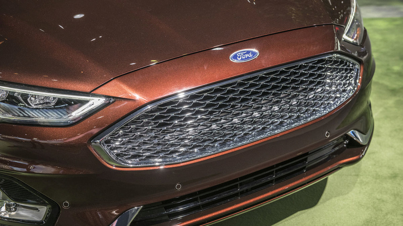 2016 - [Ford] Mondeo / Fusion restylée - Page 4 232f1010