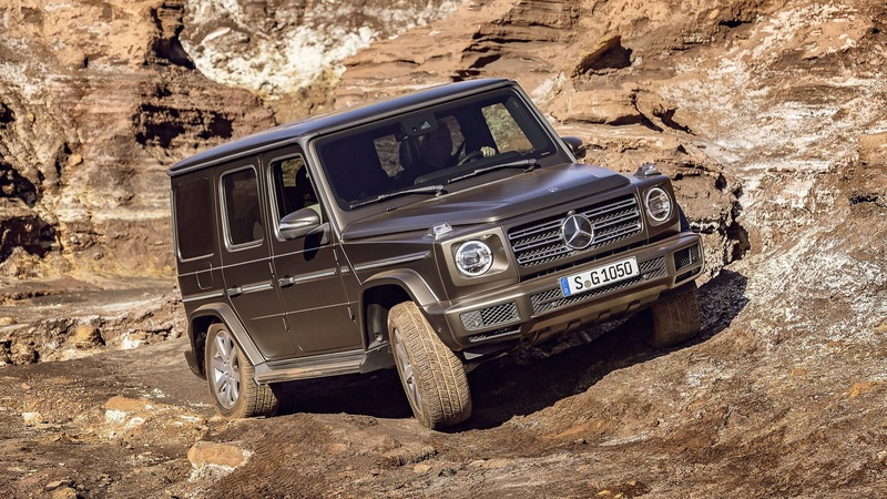 2017 - [Mercedes-Benz] Classe G II - Page 7 23609710