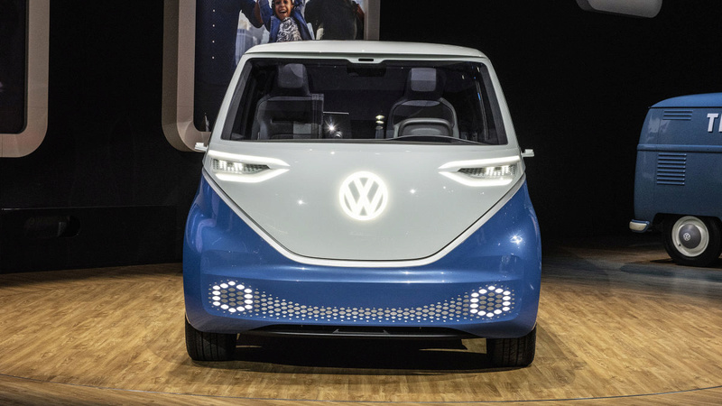 2017 - [Volkswagen] Electric VW Microbus concept - Page 2 236cdc10