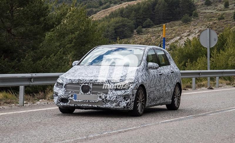 2018 - [Mercedes-Benz] Classe B - Page 2 23d2a610