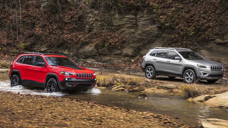 2016 - [Jeep] Cherokee restylé - Page 2 23ddea10