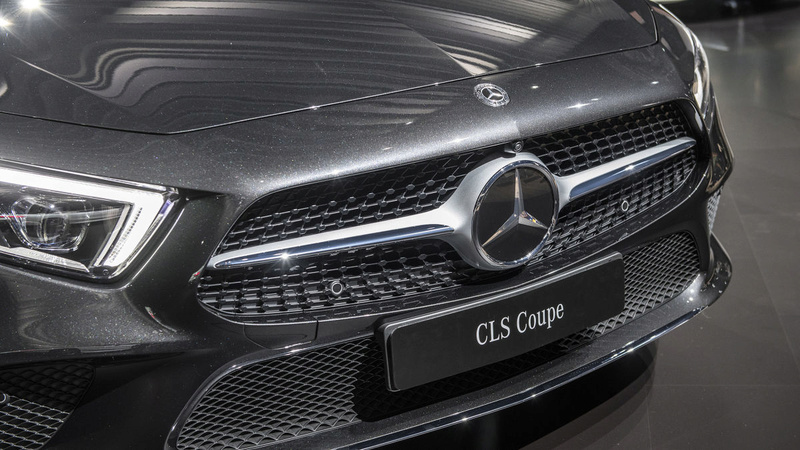 2018 - [Mercedes] CLS III  - Page 6 23e56410