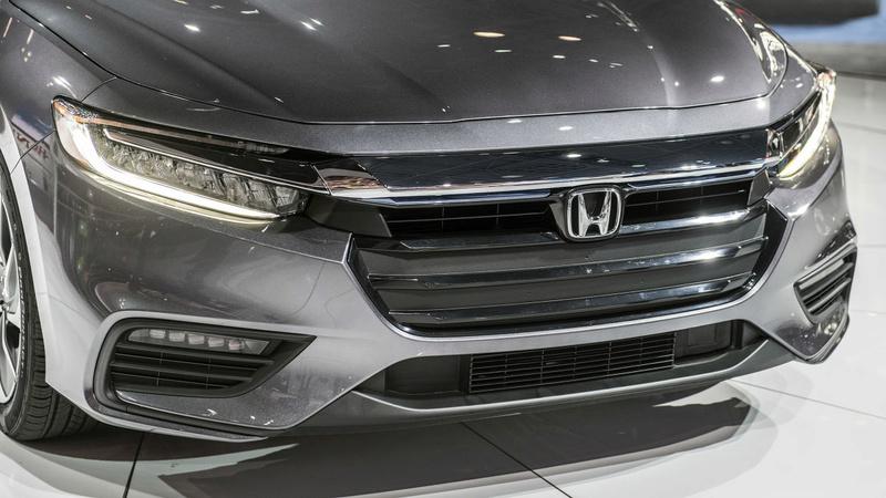 2018 - [Honda] Insight III 2419b910