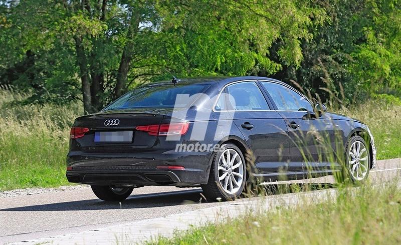 2018 - [Audi] A4 restylée  - Page 2 24570210