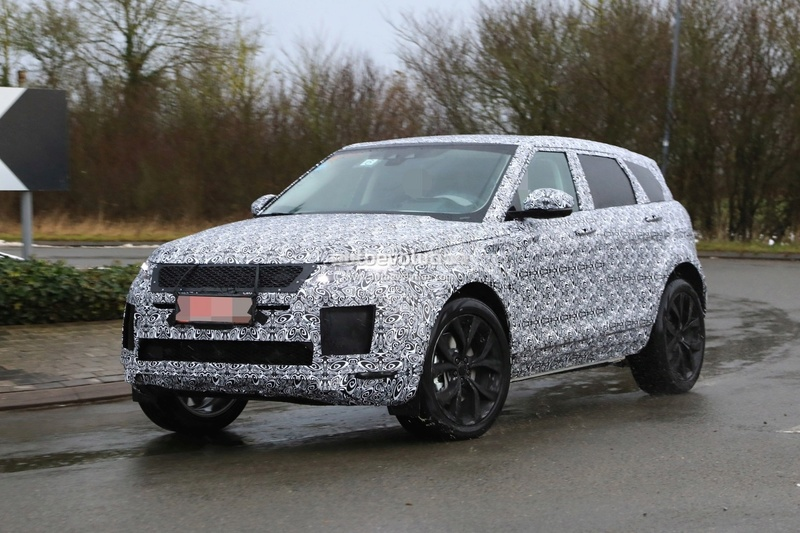 2018 - [Land Rover] Range Rover Evoque II 245c7110