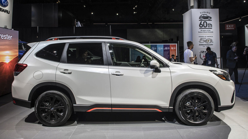2018 - [Subaru] Forester - Page 2 2511ed10