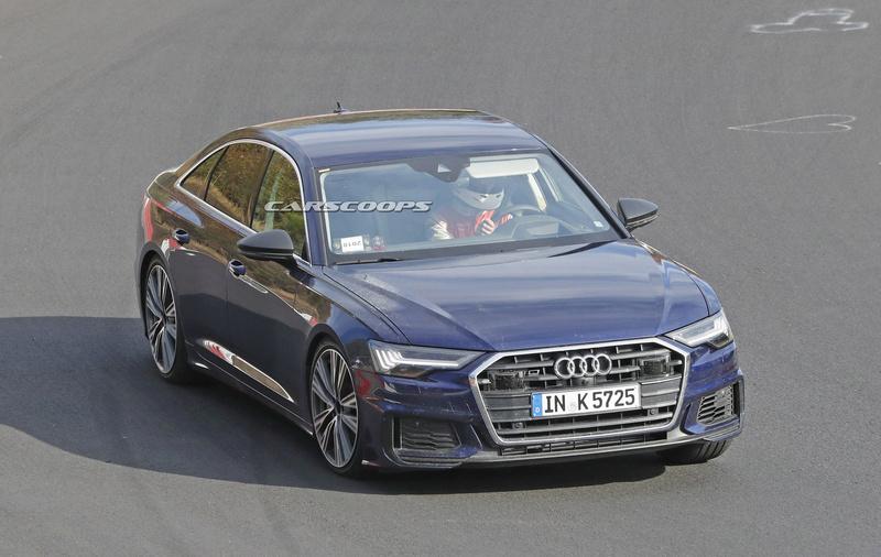 2017 - [Audi] A6 Berline & Avant [C8] - Page 10 25589210