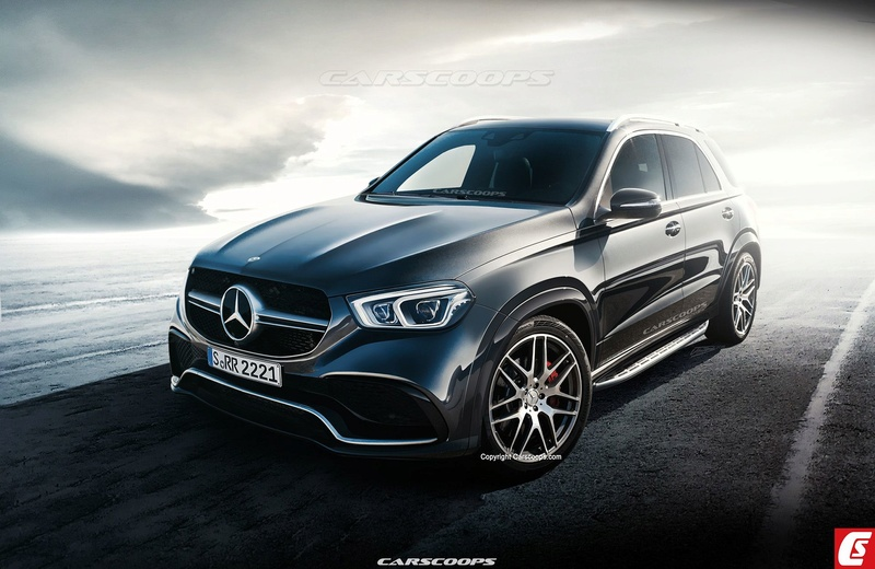 2018 - [Mercedes] GLE II ( ML IV ) - Page 4 25972310