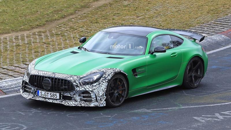 2014 - [Mercedes-AMG] GT [C190] - Page 30 25d45310
