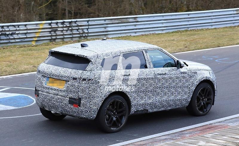 2018 - [Land Rover] Range Rover Evoque II - Page 2 265c5c10