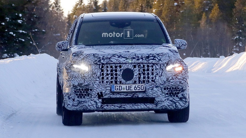 2018 - [Mercedes] GLS II - Page 3 26aa4010