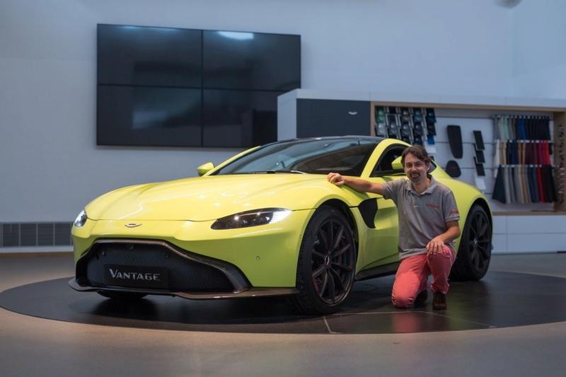 2017 - [Aston Martin] Vantage - Page 2 26dba510