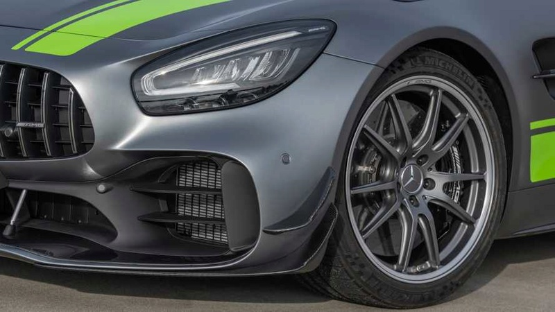 2014 - [Mercedes-AMG] GT [C190] - Page 30 27783610