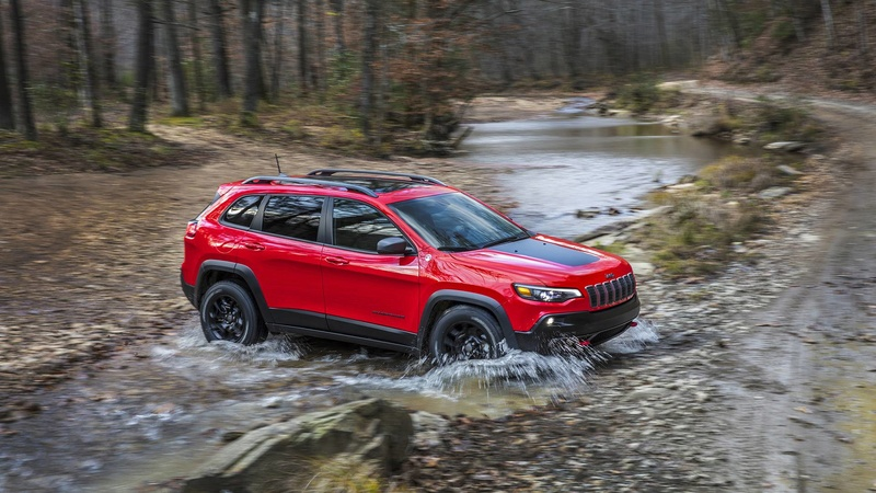 2016 - [Jeep] Cherokee restylé - Page 2 2815dd10