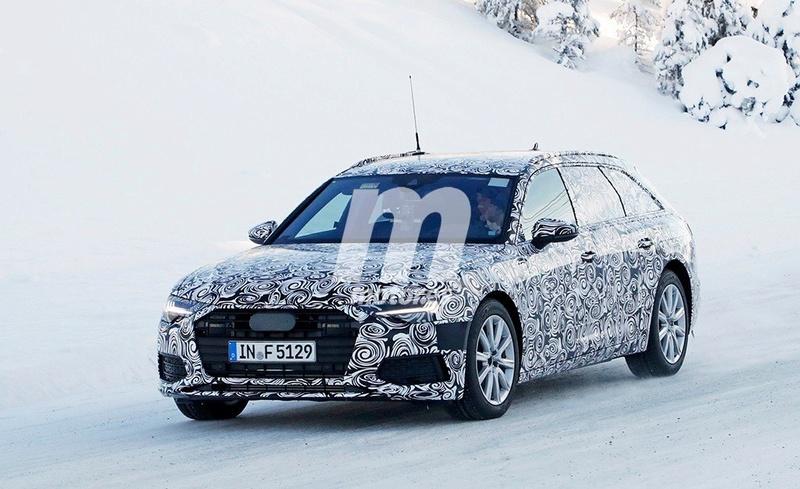 2017 - [Audi] A6 Berline & Avant [C8] - Page 5 284b1010