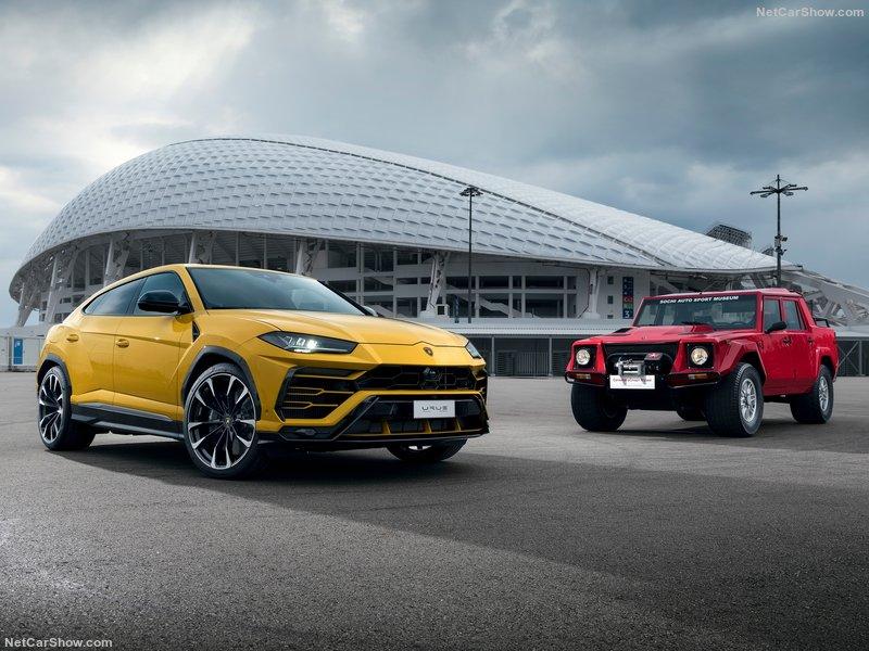 2018 - [Lamborghini] SUV Urus [LB 736] - Page 10 289f3210