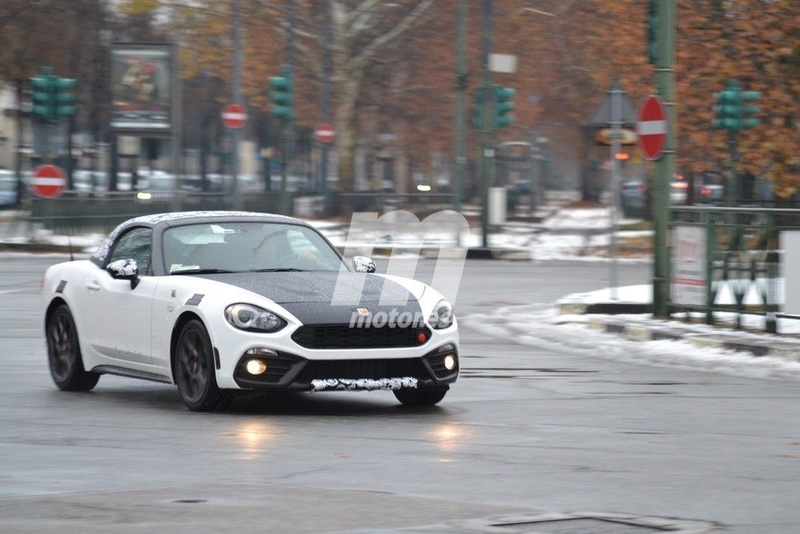 2016 - [Abarth] 124 Spider - Page 3 291bce10