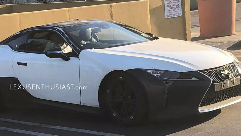 2016 - [Lexus] LC 500 - Page 5 2979aa10