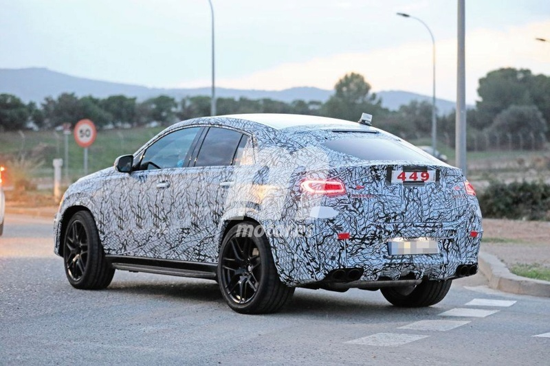 2019 - [Mercedes-Benz] GLE Coupé  - Page 2 297cb310