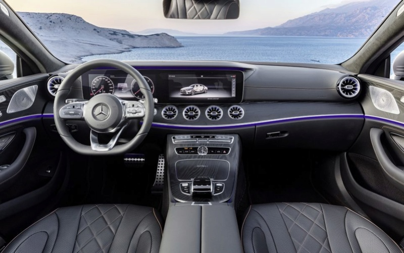 2018 - [Mercedes] CLS III  - Page 5 29e78410