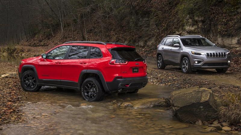 2016 - [Jeep] Cherokee restylé - Page 2 29e98910