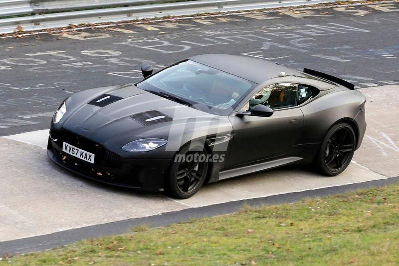 2019 - [Aston Martin] DBS Superleggera 2a8fbb10