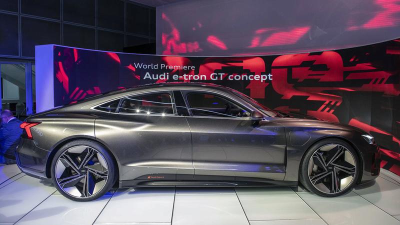 2018 - [Audi] E-Tron GT - Page 3 2ab9ce10