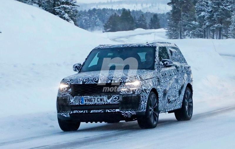 2019 - [Land Rover] Range Rover SV Coupé  2ae7c510