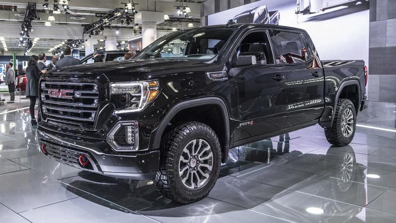 2018 - [Chevrolet / GMC] Silverado / Sierra - Page 2 2b53e410