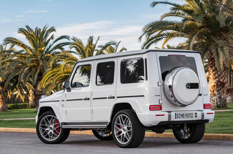 2017 - [Mercedes-Benz] Classe G II - Page 8 2b7b0d10