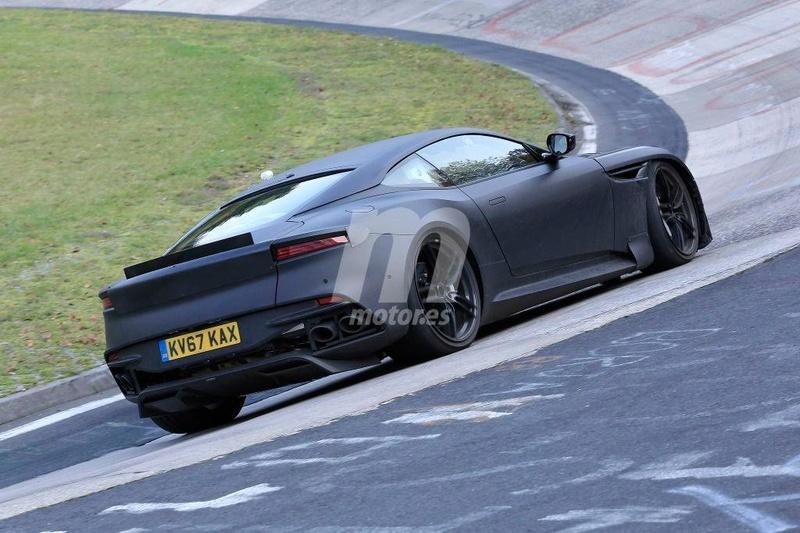 2019 - [Aston Martin] DBS Superleggera 2c2ffa10