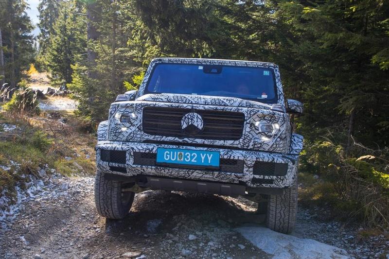2017 - [Mercedes-Benz] Classe G II - Page 6 2c95b110