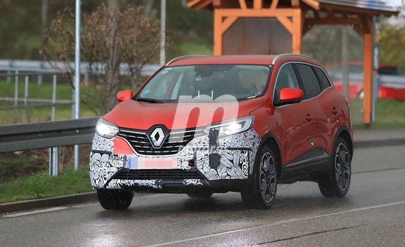 2018 - [Renault] Kadjar restylé  - Page 4 2cc42710