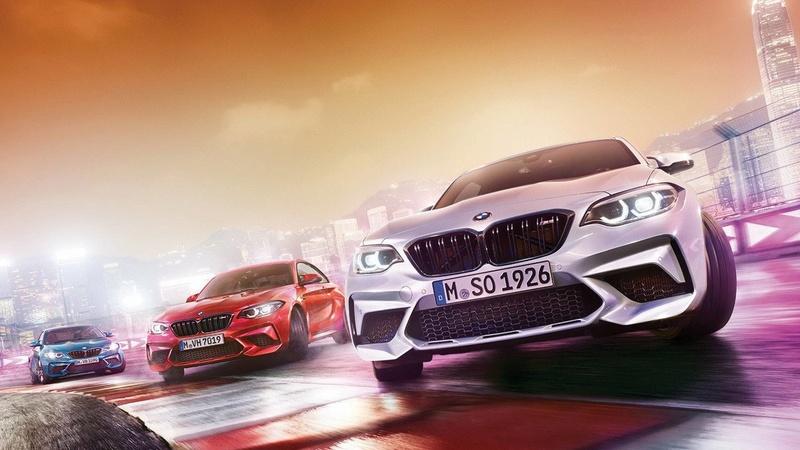 2016 - [BMW] M2 [F87] - Page 10 2cc7f810