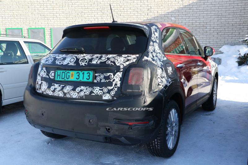 2018 - [Fiat] 500X restylé 2ddc5910