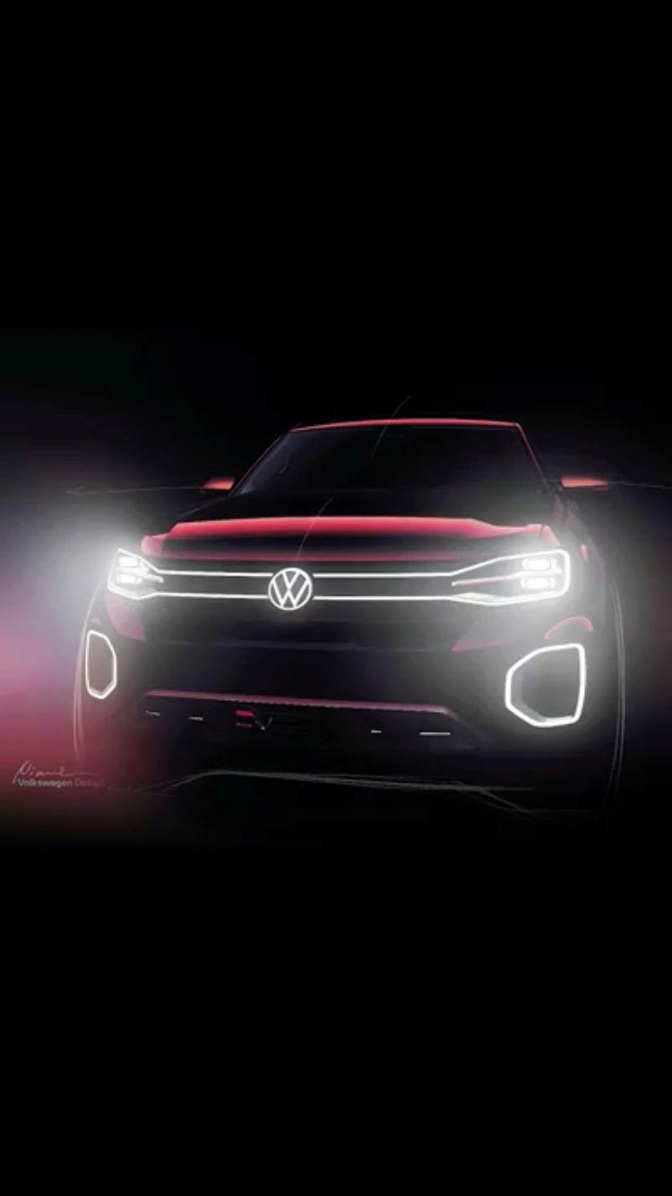 2018 - [Volkswagen] Atlas Tanoak concept 2df83210