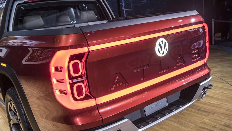 2018 - [Volkswagen] Atlas Tanoak concept 2e1e8810