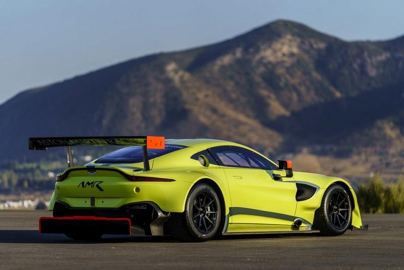 2017 - [Aston Martin] Vantage - Page 3 2e264610