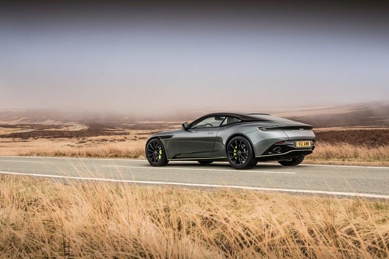 2016 - [Aston Martin] DB11 - Page 10 2e4c0910