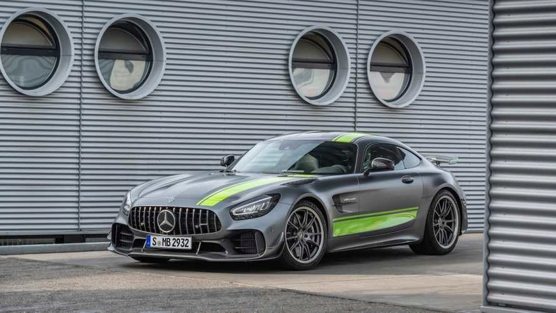 2014 - [Mercedes-AMG] GT [C190] - Page 30 2ecfc510
