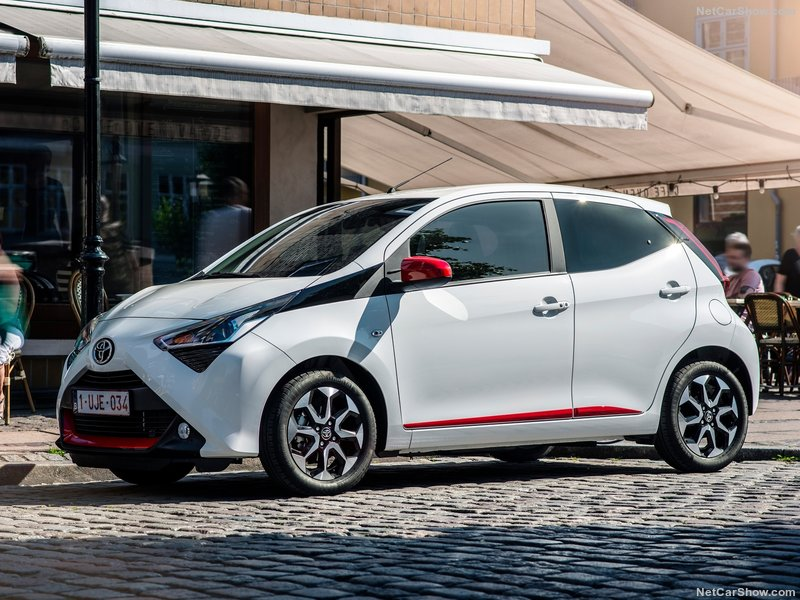 2018 - [Citroën/Peugeot/Toyota] C1 II/108/ Aygo II restylées - Page 5 2f35b310