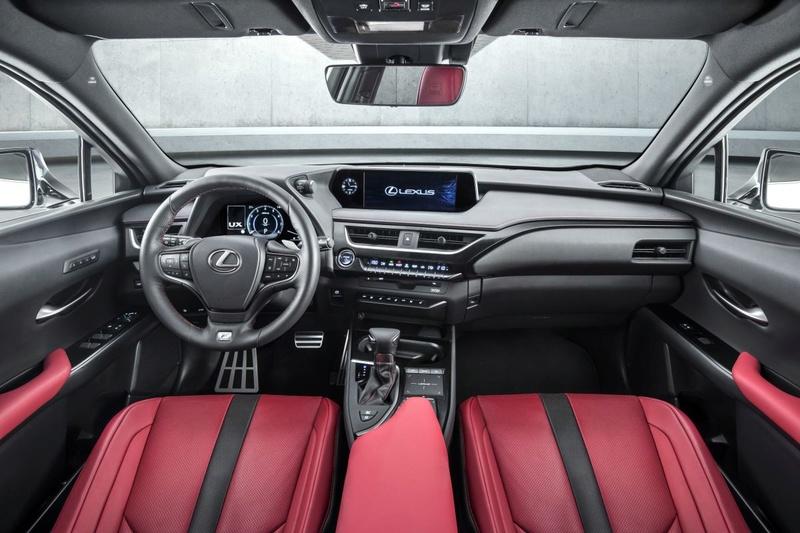 2018 - [Lexus] UX - Page 2 2f47b110