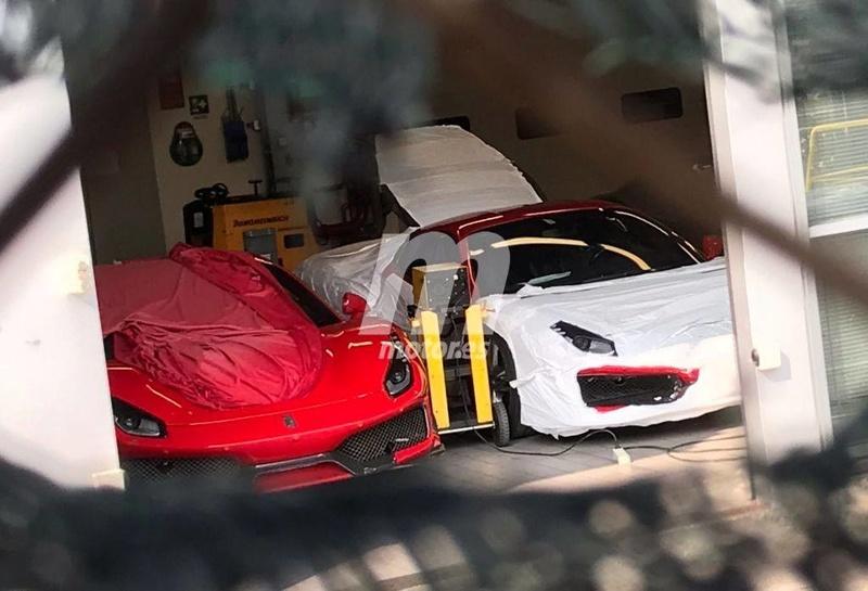 2018 - [Ferrari] 488 Pista - Page 6 2fa77110