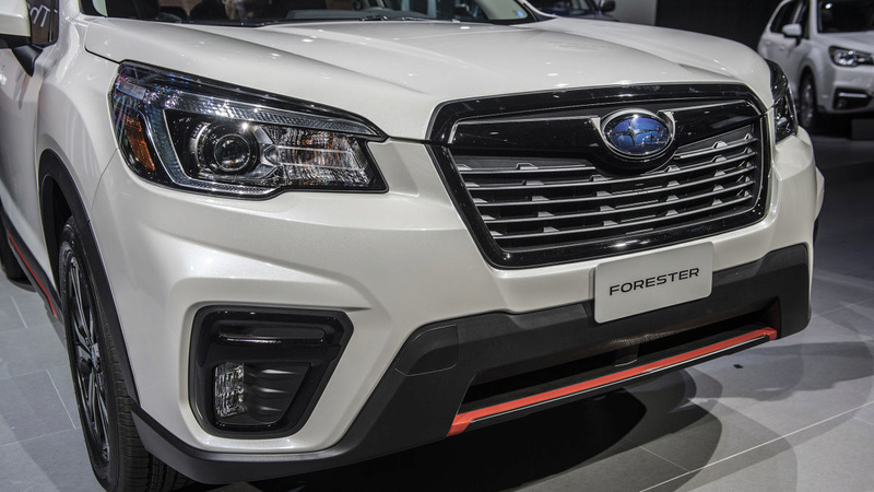 2018 - [Subaru] Forester - Page 2 2fb9c710